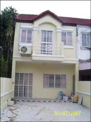 Two Storey Pattaya Town House